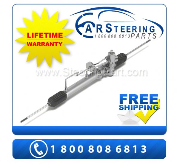 1997 Hyundai Accent Power Steering Rack and Pinion