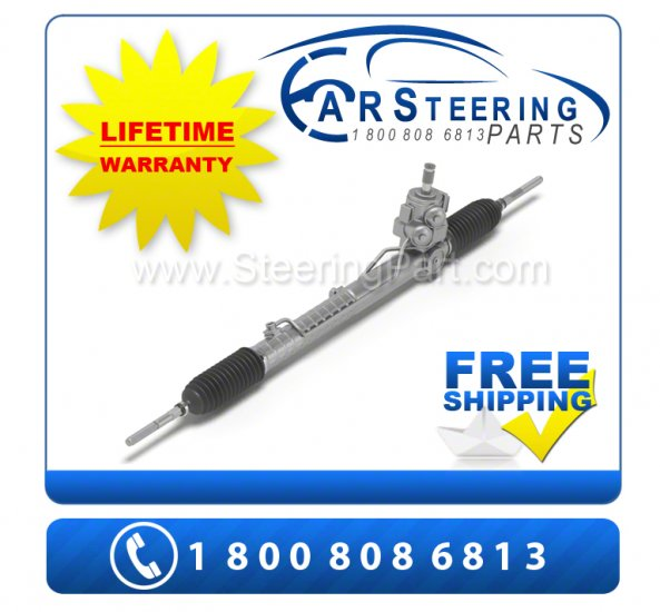 1997 Mercedes E300D Power Steering Rack and Pinion
