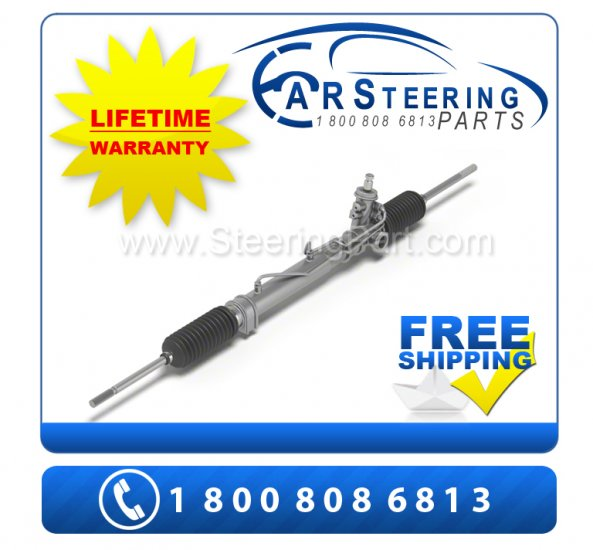 1988 Dodge Dynasty Power Steering Rack and Pinion