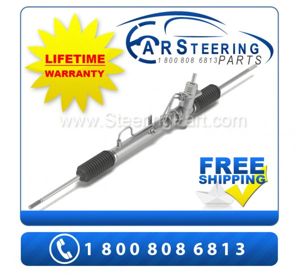 1990 Toyota Tercel Power Steering Rack and Pinion