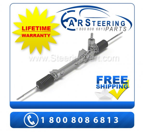 1983 Mercury Lynx Power Steering Rack and Pinion