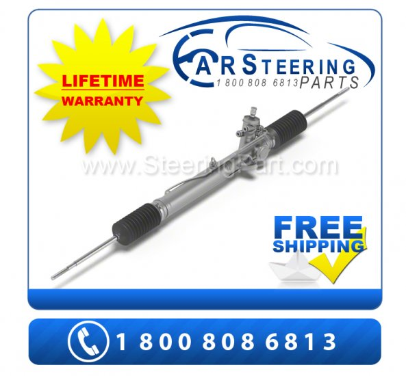 1989 Dodge Spirit Power Steering Rack and Pinion