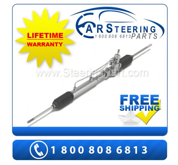 1989 Geo Spectrum Power Steering Rack and Pinion