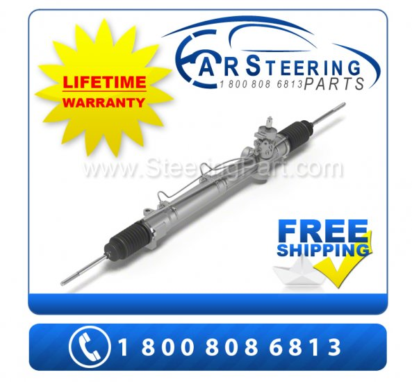 2000 Ford Contour Power Steering Rack and Pinion