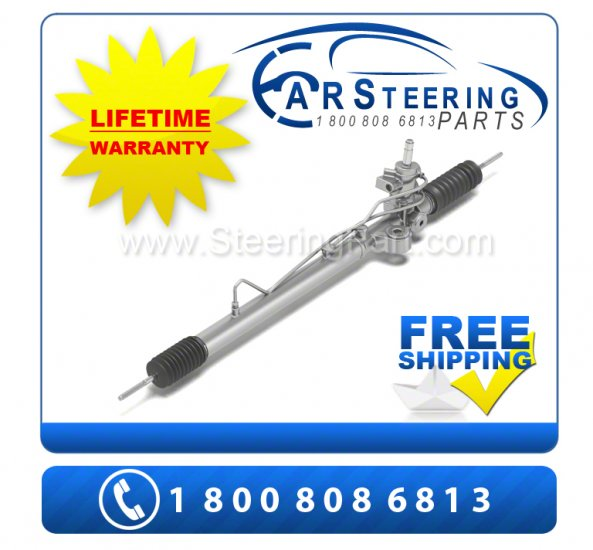 2008 Honda Accord Power Steering Rack and Pinion
