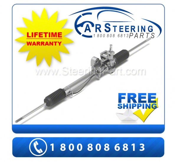 1987 Honda Civic Power Steering Rack and Pinion