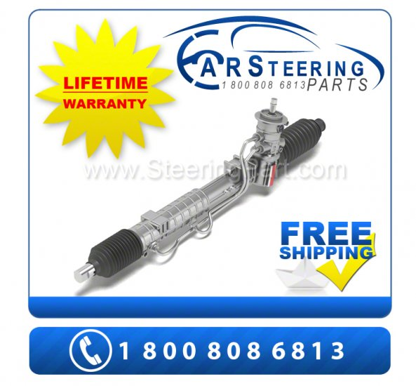 1998 Porsche 911 Power Steering Rack and Pinion