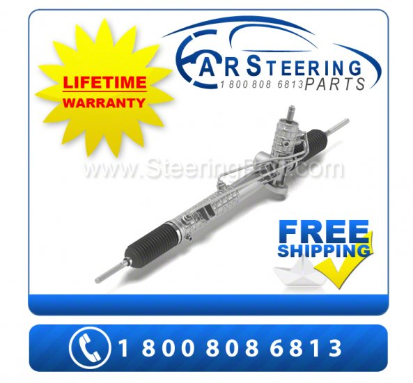2002 Bmw 325Ci Power Steering Rack and Pinion
