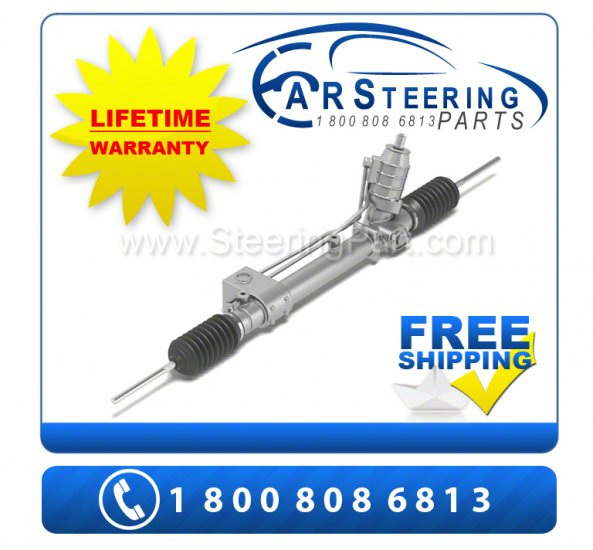 1986 Bmw 325E Power Steering Rack and Pinion