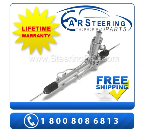 2008 Bmw 335I Power Steering Rack and Pinion