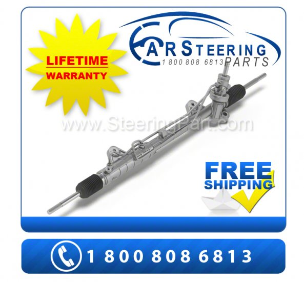 2008 Mazda 6 Power Steering Rack and Pinion