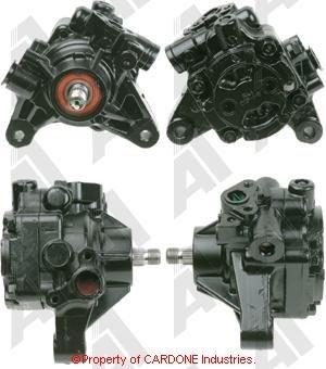 2004 Acura TSX Power Steering Pump