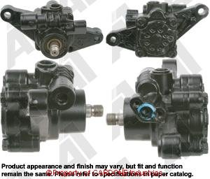 2002 Acura RL Power Steering Pump