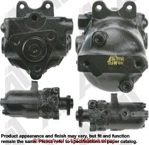 1983 Audi 5000 Power Steering Pump