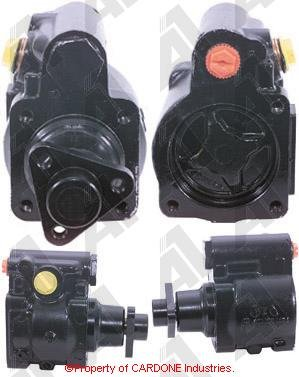 1984 Audi Coupe Power Steering Pump