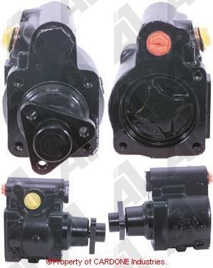 1987 Audi 4000cs Quattro Power Steering Pump