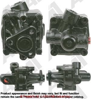 1993 Audi 100 Power Steering Pump