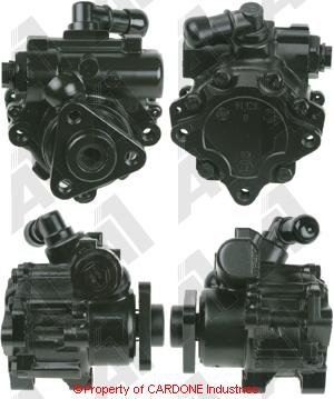 2004 Audi Allroad Quattro Power Steering Pump