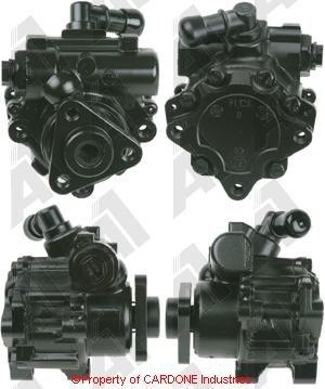2005 Audi Allroad Quattro Power Steering Pump
