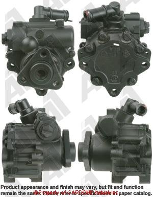 2001 Audi S4 Power Steering Pump