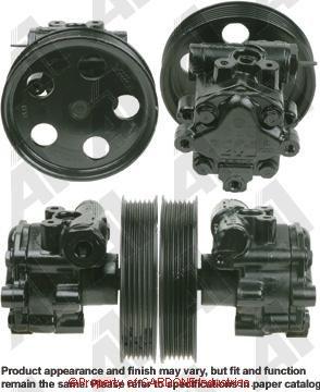 2002 Audi S4 Power Steering Pump