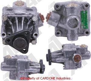 1993 Audi 90 Quattro Power Steering Pump