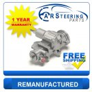 95 GMC K2500 RWD Suburban Power Steering Gear Gearbo