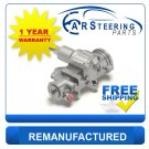 93 BMW 530i Power Steering Gear Gearbox