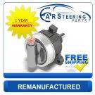 2002 Chevrolet Tracker Power Steering Pump