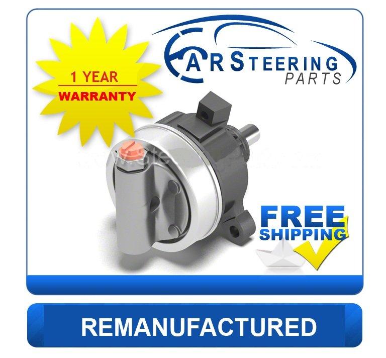 1999 Chevrolet Tracker Power Steering Pump