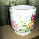 antique English porcelain jardinere