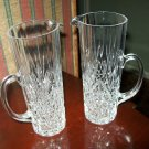 American Cut Glass Pitchers