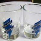 Shot Glasses-Pair of Yukon Jack