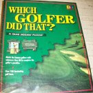 Golfer Jigsaw Puzzle