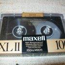 Maxell XLII Audio Cassette