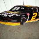 Rusty Wallace Genuine Draft Nascar Sign