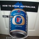 Fosters Beer Metal Sign