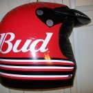 Budweiser Racing Helmet Blowup