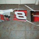 Dale Jr. #8 Budweiser Nascar Racing Banner