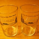 Hamm's Beer Glasses