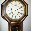 Waterbury Short Drop Antique Wall Clock