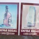 Chivas Regal Advertising Signs