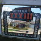 Miller Lite Super Bowl XXXIII Advertising Mirror