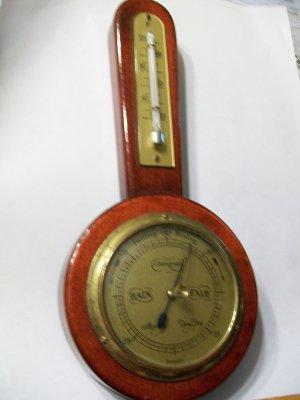 Antique/Vintage German Barometer
