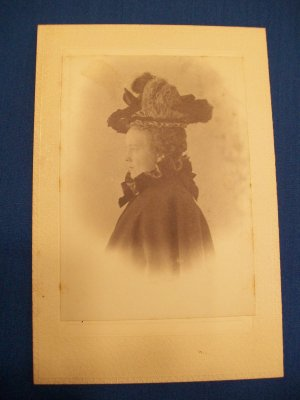 Vintage Antique Photo #1