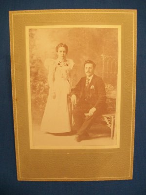 Vintage Antique Photo #4