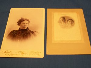 Vintage Antique Photo #8