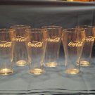 Vintage Coca-Cola Set of 6 Glasses