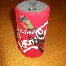 Vintage Coca-Cola Papier Mache Can