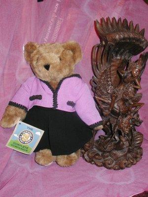 Vermont Bear - Working Girl